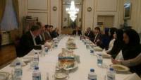 İran-Türkiye İlişkilerinin Gelişmesi Büyük Bir Önem Taşıyor