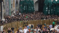 İmam Musa Kazım'ın -as- şehadet yıldönümü etkinliğine milyonlar katıldı