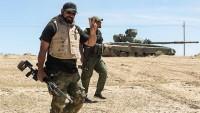 Irak'ın Hızır kenti tamamen işgalden kurtarıldı