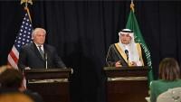 ABD ve Arabistan dışişleri bakanlarından ortak basın toplantısı