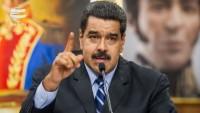 Maduro, ABD'nin Venezuela aleyhindeki yaptırımlarını eleştirdi