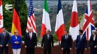 Büyük Şeytanlardan G7 grubu kapanış bildirisi