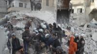 Amerikan ittifakı yine Suriye'de cinayet işledi