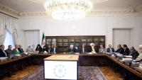 Ruhani: Halkın seçimlere görkemli katılımı inkılab düşmanlarının ye'se düşmesine neden olmuştur