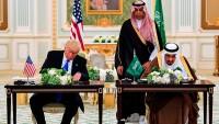 ABD ve Suudi rejimi arasında 460 milyar dolarlık silah anlaşması