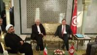 İran Dışişleri Bakanı'nın Kuzey Afrika turu son buldu