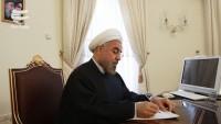 İran Cumhurbaşkanı Ruhani, İslam ülkeleri liderlerinin Ramazan Bayramını kutladı