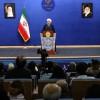 Ruhani: İran milleti bölge ve dünyanın hassas şartlarında seçimlerden zaferle çıktı