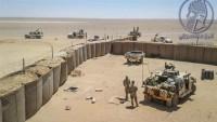 ABD, Suriye'nin güneyine füze sistemi konuşlandırdı