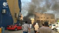Suudi güçlerinden Katif'te sivil halka yönelik saldırı