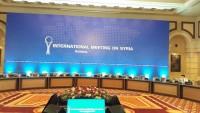 Astana'daki Suriye görüşmeleri ertelendi