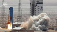 Amerika ve Avrupalı müttefikleri İran'ın uydu taşıyıcı füze fırlatmasını kınadılar