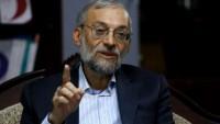 Cevad Laricani: İran'ın Avrupa Birliği ile insan hakları konusunda müzakere için hiç bir çekincesi yoktur