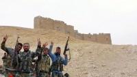 Suriye ordusu el-Hil petrol sahasında kontrol sağladı
