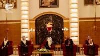 Bahreyn kralı, Arabistan, Mısır ve BAE dışişleri bakanlarıyla görüştü