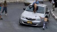 İsrail'li sürücü Filistin'li genci ezdi
