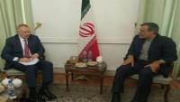 İran ve Rusya arasında görüşme