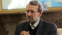 Laricani: ABD'lilerin nükleer anlaşmayla mücadeleleri, zararlarınadır