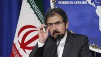 Behram Kasımi: Saad Hariri'nin İran aleyhindeki suçlamaları Arabistan'ın dayatmalarının sonucudur