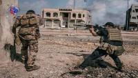 Musul'da IŞİD'in Suudi elebaşı öldürüldü
