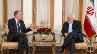 Zarif: İran-Fransa arasında ikili temasların artması ilişkiler önündeki engelleri kaldırır