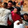 Siyonistler'in dün geceki saldırılarında 141 Filistinli yaralandı