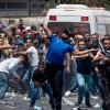Siyonist askerler hastanelere saldırdı