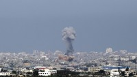 Filistin'in güneyinde patlama