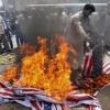 Pakistan halkı Amerika'ya ölüm sloganlarıyla yürüyüşlerine devam ediyor