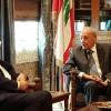 Lübnan Meclisi Başkanı, Zarif ile görüştü