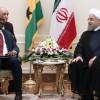 Ruhani: İran ve Gana'nın iradesinin ikili ilişkilerin daha da geliştirilmesi temeline dayalıdır
