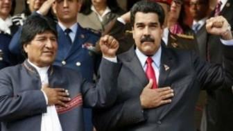 Venezuela Amerika'nın Askeri Tehditleri Karşısında Direniyor