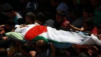 İşgal rejimi, 4 Filistinli şehidin naşını ailesine teslim etti