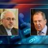 Lavrov ve Zarif arasında telefon görüşmesi