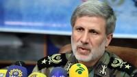 İran savunma bakanı: Düşman'ın amacı, İran'ın etkinliğini sınırlandırmaktır