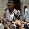 Suudi rejiminin Yemen cinayetleri sürüyor
