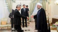 Ruhani: İran ve Çin arasında çok fazla işbirliği potansiyeli var