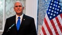 Amerikan başkan yardımcısı Mike Pence'den İran açıklaması