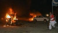 Pakistan'da patlama: 17 ölü, 30 yaralı