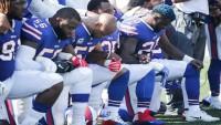 ABD'li sporcular'dan Trump'ın hakaretlerine protesto