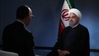 Cumhurbaşkanı Ruhani: Amerika'nın KOEP'ten muhtemel ayrılışıyla İran kendi seçimini yapacak
