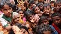 İran heyeti Bangladeş'te Myanmarlı müslümanların mülteci kampında