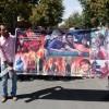 Tahran'da üniversiteli öğrenciler Myanmarlı müslümanların katliamını kınadılar