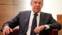"""Lavrov: """"Terörizmin mağlup olması ABD'nin Suriye'deki gerçek niyetlerini gösterecek"""""""
