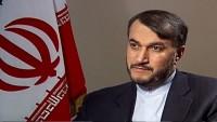 Emir Abdullahiyan: Basra'da Konsolosluğa saldırı ecnebi işi