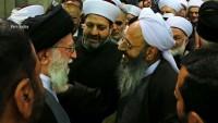 Zahedan Ehlisünnet Dar'ul'Ulum İlmiye Medresesi müdüründen İslam inkılabı rehberine takdir