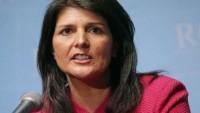 Nikki Haley: ABD güçleri Suriye'den çekilmeyecek