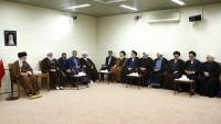 İslam İnkılabı Rehberi İmam Hamaney: Ayetullah Seyyid Mustafa Humeyni, bilimsel yetenek, cesaret ve mücadelede mümtazdı
