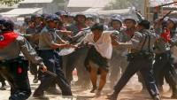 Myanmar ordusunun beşeriyet karşıtı cinayetlerini örtbas etmesi