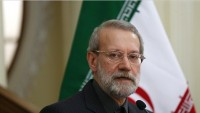 İran Meclis Başkanı Laricani: Amerika ve Siyonist İsrail rejimi Suriye'de kriz peşindeler